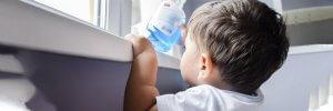 Контакт дітей у перші три місяці життя з мийними засобами провокує розвиток астми, – дослідження