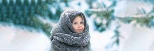 Прогулянка взимку з дитиною: шість правил, щоб не захворіти